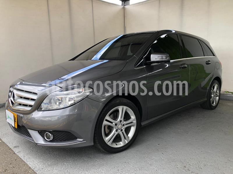 Mercedes Benz Clase B 200 Sport usado (2013) color Gris precio $49.990.000