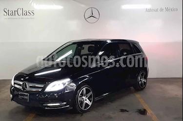 Mercedes Benz Clase B 5p B 180 Exclusive L4/1.6/T Aut usado (2014) color Negro precio $249,000