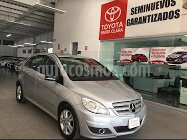 Mercedes Benz Clase B 5P B200 SPORT CVT usado (2011) color Plata precio $125,000