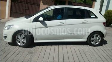 Mercedes Benz Clase B 200 CVT usado (2011) color Blanco precio $140,000