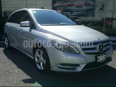 Mercedes Benz Clase B 180 CGI Exclusive usado (2014) color Plata precio $204,998
