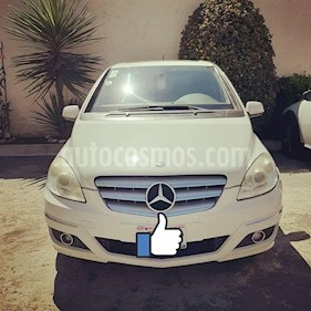 Mercedes Benz Clase B 200 Turbo usado (2009) color Blanco precio $125,000