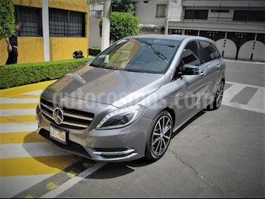 Mercedes Benz Clase B 180 CGI  usado (2013) color Gris precio $164,900
