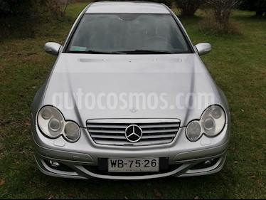 Mercedes Benz Clase C Sportcoupe C200 2.0  usado (2006) color Plata precio $5.990.000
