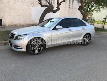Mercedes Benz Clase C Touring 200 K Avantgarde usado (2014) color Gris Claro precio $1.350.000