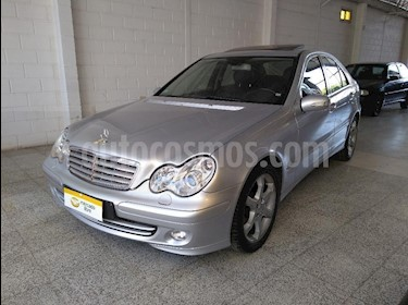 Foto venta Auto usado Mercedes Benz Clase C Touring 200 K Avantgarde (2006) color Gris Claro precio $360.000