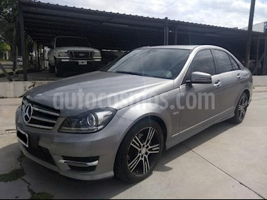 Mercedes Benz Clase C Touring 250 CDI Elegance Plus Aut usado (2014) color Gris Claro precio $1.750.000