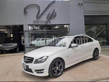 Mercedes Benz Clase C Touring 250 CDI Elegance Plus Aut usado (2013) color Blanco precio $1.800.000