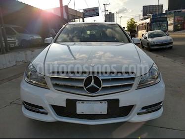 Mercedes Clase C Touring 200 K Avantgarde usado (2013) color Blanco precio $1.450.000