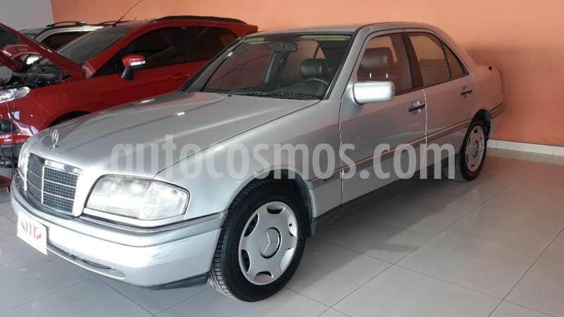 Mercedes Benz Clase C Touring 240 T Elegance Aut usado (1995) color Gris Claro precio $340.000