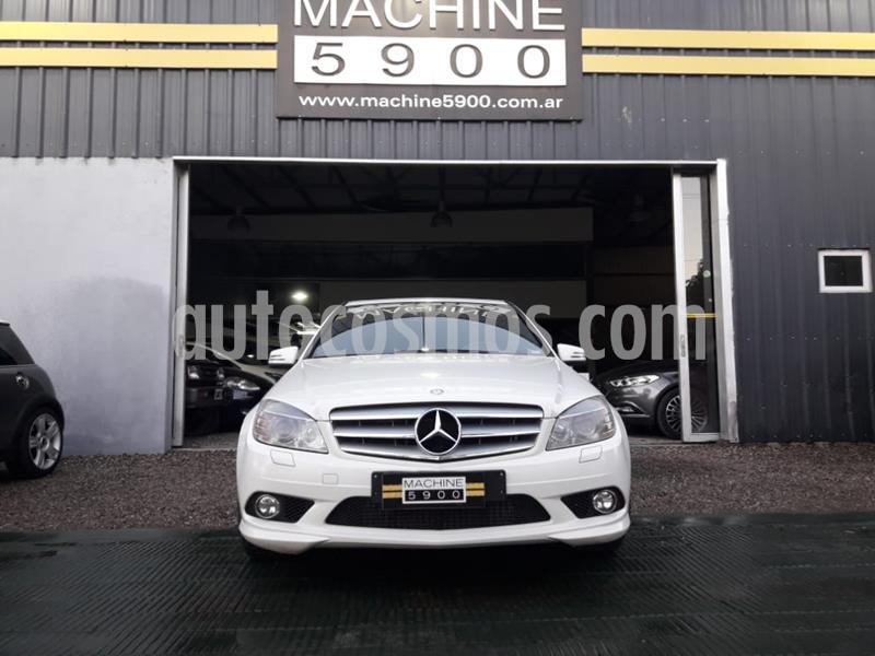 Mercedes Clase C Touring 250 CDI Elegance Plus Aut usado (2011) color Blanco precio $1.450.000