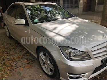 Mercedes Benz Clase C Touring 250 CDI Elegance Plus Aut usado (2013) color Gris Claro precio $2.600.000