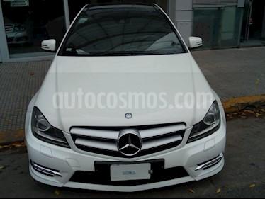Mercedes Benz Clase C - usado (2013) color Blanco precio u$s28.000