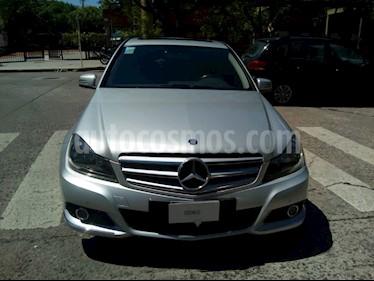 Foto venta Auto Usado Mercedes Benz Clase C - (2012) color Gris precio u$s22.500