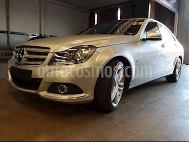 Foto venta Auto usado Mercedes Benz Clase C - (2012) color Gris precio $850.000