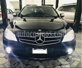Foto venta Auto usado Mercedes Benz Clase C - (2009) color Negro precio $450.000