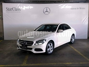 Foto Mercedes Benz Clase C 180 Aut usado (2017) color Blanco precio $389,000
