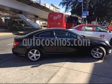 Mercedes Benz Clase C 180 Aut usado (2014) color Marron Cuprita precio $277,000