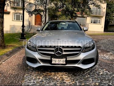Foto Mercedes Benz Clase C 180 Aut usado (2016) color Gris precio $290,000