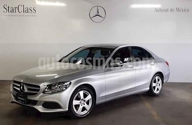 Foto Mercedes Benz Clase C 180 Aut usado (2016) color Plata precio $329,000