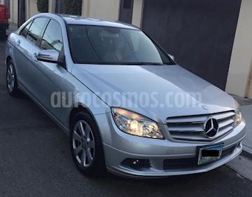 Foto venta Auto usado Mercedes Benz Clase C 180 Aut (2011) color Plata precio $155,000