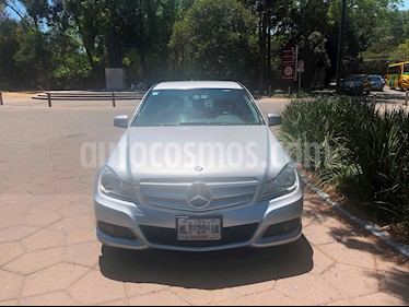 Foto Mercedes Benz Clase C 180 CGI Aut NAVI usado (2012) color Plata precio $169,000