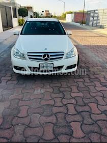 Foto venta Auto usado Mercedes Benz Clase C 180 CGI Aut NAVI (2012) color Blanco Calcita   precio $189,000