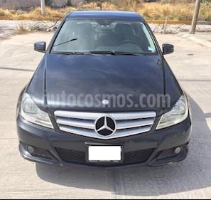 Mercedes Benz Clase C 180 CGI Aut usado (2012) color Negro precio $170,000
