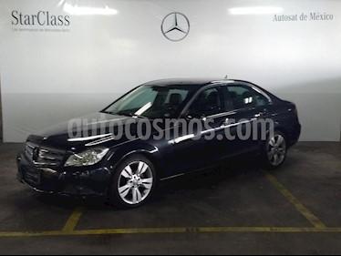 Foto venta Auto usado Mercedes Benz Clase C 180 CGI Aut (2012) color Negro precio $206,000