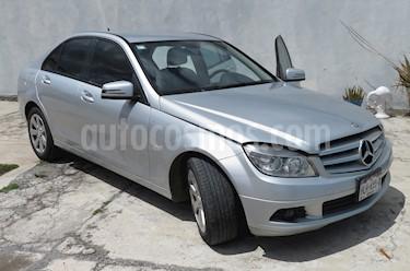 Mercedes Benz Clase C 180 CGI Aut usado (2011) color Plata Paladio precio $155,000