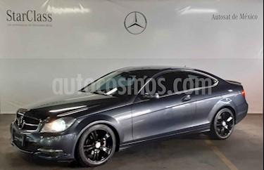 foto Mercedes Benz Clase C 180 CGI Aut usado (2013) color Gris precio $219,000
