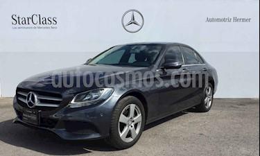 Mercedes Benz Clase C 180 CGI usado (2017) color Gris precio $339,900
