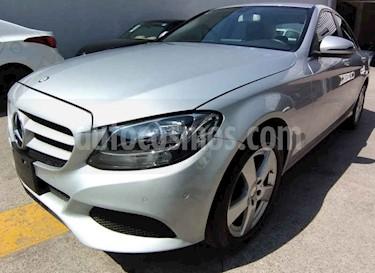 Foto Mercedes Benz Clase C 180 CGI usado (2017) color Plata precio $359,000