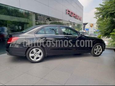 Foto Mercedes Benz Clase C 180 CGI usado (2017) color Negro precio $375,000