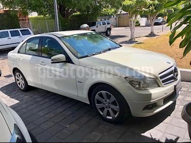 Foto venta Auto usado Mercedes Benz Clase C 180 CGI (2011) color Blanco precio $158,000