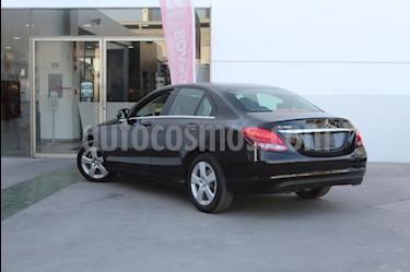 Foto venta Auto usado Mercedes Benz Clase C 180 CGI (2017) color Negro precio $399,000