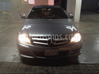 Foto Mercedes Benz Clase C 180 Coupe Aut  usado (2014) color Gris precio $250,000