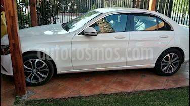 Mercedes Benz Clase C 180 usado (2017) color Blanco precio $18.600.000