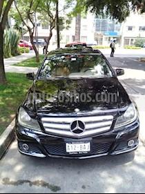Mercedes Benz Clase C 200 Aut usado (2012) color Negro Obsidiana precio $249,000
