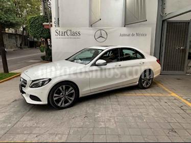 Foto venta Auto usado Mercedes Benz Clase C 200 Aut (2018) color Blanco precio $510,000