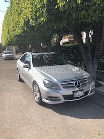 Foto Mercedes Benz Clase C 200 Aut usado (2014) color Plata precio $270,000