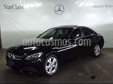Foto venta Auto usado Mercedes Benz Clase C 200 CGI Exclusive Aut (2018) color Negro precio $489,000