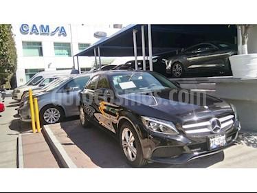 Foto venta Auto usado Mercedes Benz Clase C 200 CGI Exclusive Aut (2017) color Negro precio $444,000