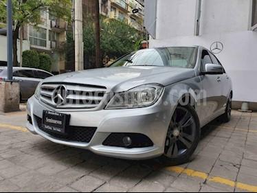 Foto Mercedes Benz Clase C 200 CGI Exclusive Aut usado (2012) color Plata precio $210,000
