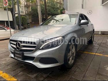 Foto Mercedes Benz Clase C 200 CGI Exclusive Aut usado (2018) color Azul precio $490,000