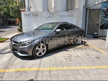 Foto venta Auto usado Mercedes Benz Clase C 200 CGI Exclusive Aut (2017) color Gris precio $565,000