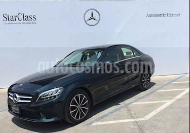 Foto venta Auto usado Mercedes Benz Clase C 200 CGI Exclusive Aut (2019) color Verde precio $649,900