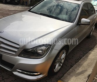 Mercedes Benz Clase C 200 CGI Exclusive Plus Aut usado (2010) color Plata precio $210,000
