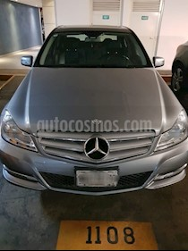Foto Mercedes Benz Clase C 200 CGI Exclusive usado (2013) color Plata Iridio precio $230,000