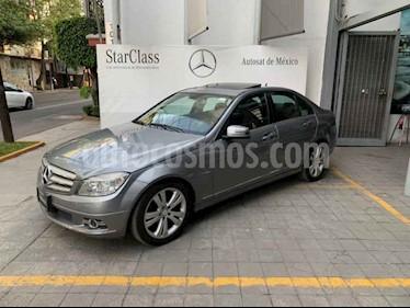 foto Mercedes Benz Clase C 200 CGI Exclusive usado (2011) color Gris precio $195,000